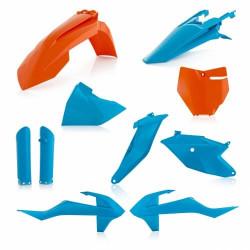 Kit plastique Acerbis pour KTM SX85 18-19