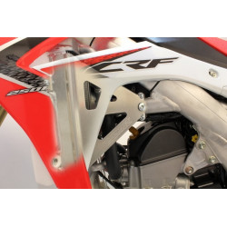 Protections de radiateurs Works Connection pour Honda CRF250R 14-17