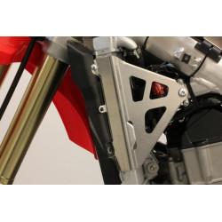 Protections de radiateurs Works Connection pour Honda CRF450R 17-18
