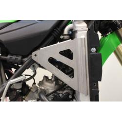 Protections de radiateurs Works Connection pour Kawasaki KX85 14-18