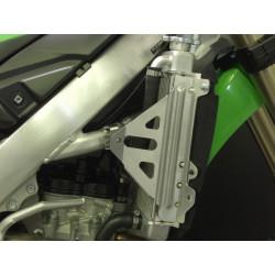 Protections de radiateurs Works Connection pour Kawasaki KX250F 10-16