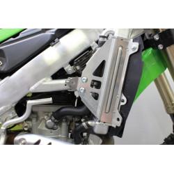 Protections de radiateurs Works Connection pour Kawasaki KX450F 12-15