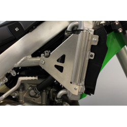 Protections de radiateurs Works Connection pour Kawasaki KX450F 16-18