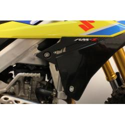 Protections de radiateurs Works Connection pour Suzuki RM-Z450 2018