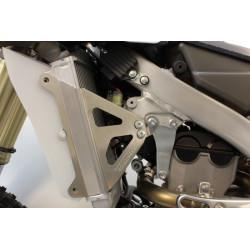 Protections de radiateurs Works Connection pour Yamaha YZ250F 14-18