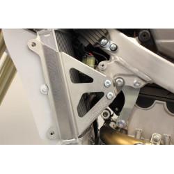 Protections de radiateurs Works Connection pour Yamaha YZ450F 14-17