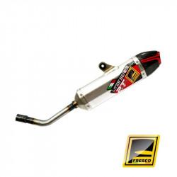 Silencieux carbone Fresco pour KTM 150SX 16-18