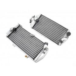 Paire de radiateurs Psychic grande capacité pour Honda CRF250R 04-09
