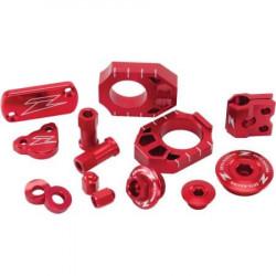 Kit pièces Zeta rouge pour Kawasaki KX250F 11-16