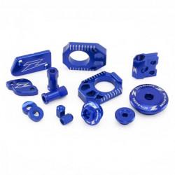 Kit pièces Zeta bleu pour Kawasaki KX250F 17-18