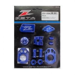 Kit pièces Zeta bleu pour Yamaha YZ125 09-18