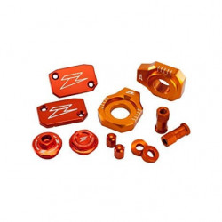 Kit pièces Zeta orange pour KTM SX250 06-12