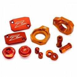 Kit pièces Zeta orange pour KTM SX125 16-18