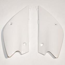 Plaques numéro latérales Ufo Plast pour Kawasaki KX85 01-13