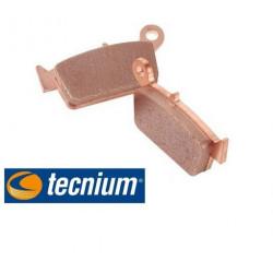 Plaquettes de frein arrière Tecnium Loisir MA151 pour Aprilia MX125 04-08