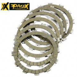 Kit disques d'embrayage garnis PROX pour Beta RR 250/300 Enduro 2T 13-17