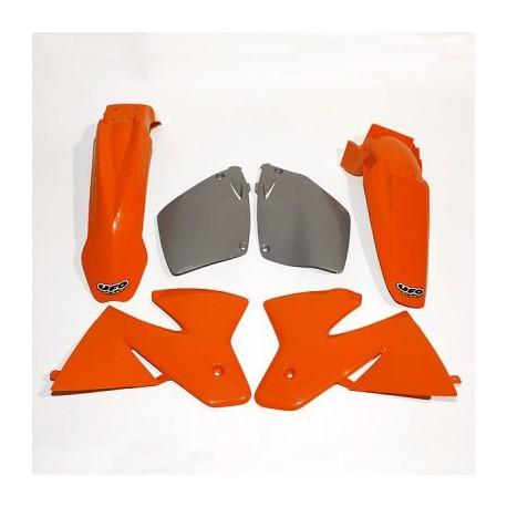 Kit plastique Ufo Plast pour KTM SX125 00
