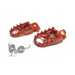 Repose-pieds Irod pour KTM & Husqvarna SX,SX-F,TC,FC <15 / EXC,EXC-F,TE,FE <16