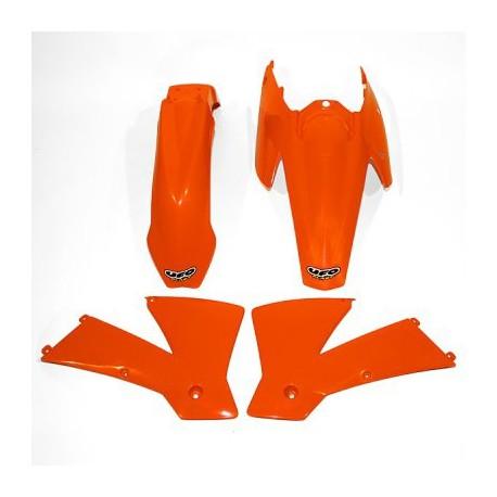 Kit plastique Ufo Plast pour KTM SX125 04