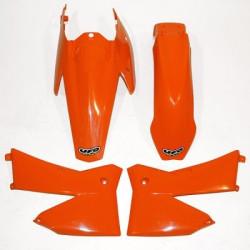 Kit plastique Ufo Plast pour KTM 125,250,450 SX/SX-F 05-06