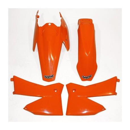 Kit plastique Ufo Plast pour KTM SX125 05-06