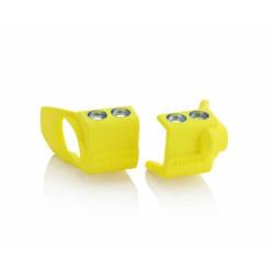 Protection de pied de fourche Acerbis pour Suzuki RM-Z250 09-18