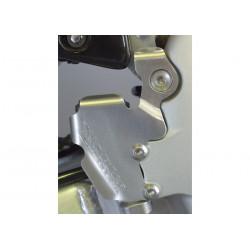 Protection de maitre cylindre arrière Works Connection pour Kawasaki KX250F 09-19
