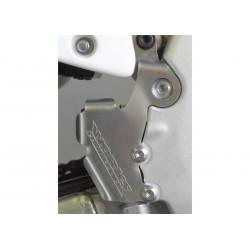 Protection de maitre cylindre arrière Works Connection pour Kawasaki KX450F 09-18