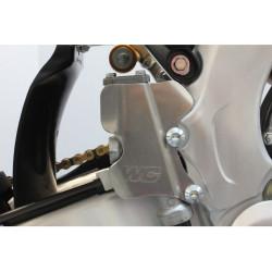 Protection de maitre cylindre arrière Works Connection pour Yamaha YZ250F 2019/YZ450F 18-19