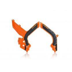 Protection de cadre Acerbis X-GRIP pour KTM SX/SX-F 19-20