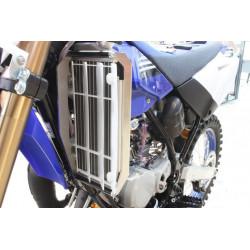 Protections de radiateur AXP Racing noires pour Yamaha YZ85 2019