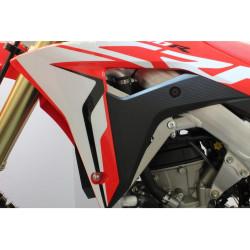 Protections de radiateurs Works Connection pour Honda CRF250R 18-19