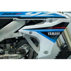 Protections de radiateurs Works Connection pour Yamaha YZ250F 2019