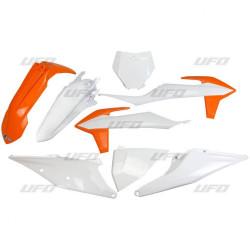 Kit plastique Ufo Plast pour KTM SX,SX-F 2019