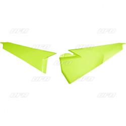 Plaques numéro latérales (parties basses) Ufo Plast pour Husqvarna TC/FC 2019