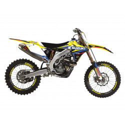 Kit déco Dream Graphic 4 - Suzuki RM-Z250 10-18