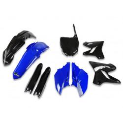 Kit plastique Ufo Plast pour Yamaha YZ125/250 15-19