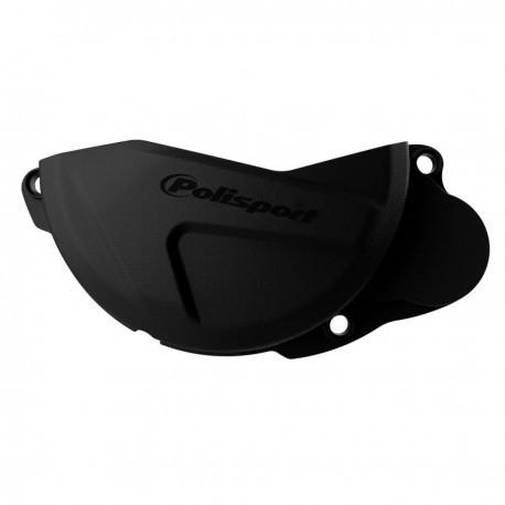 Protège carter d'embrayage Polisport pour Beta RR250/300 18-19