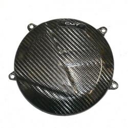 Protection carbone de carter d'embrayage pour YZ450F 18-19/WR450F 19