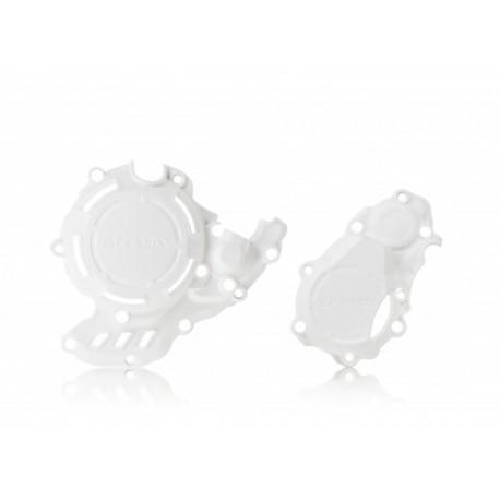 Kit protections de couvercles Acerbis X-Power pour KTM & Husqvarna 250/350 SX-F,FC 16-19