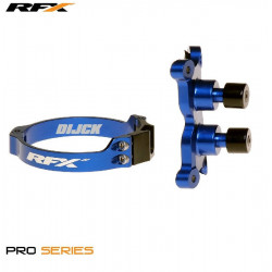 Kit départ double position RFX bleu - White Power (KTM/HVA)