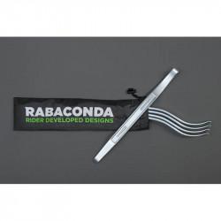 Kit 5 démonte-pneus Rabaconda