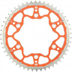 Couronne Moto-Master Fusion Dual Ring orange pour KTM & Husqvarna SX/TC 65