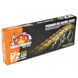 Chaine Moto-Master 420 V2-Regular 130 maillons