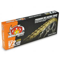 Chaine Moto-Master 428 V2-Regular 130 maillons