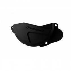 Protège carter d'embrayage Polisport pour Honda CRF250R 18-19