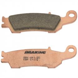 Plaquettes de frein avant Braking CM46 pour Yamaha YZ125/250 & ZY250F/450F