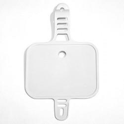 Plaque numèro frontale Ufo Plast pour Honda CRF50F 04-19