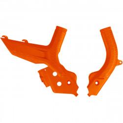Protège cadre Ufo Plast pour KTM SX/SX-F 19-20 & EXC/EXC-F 2020