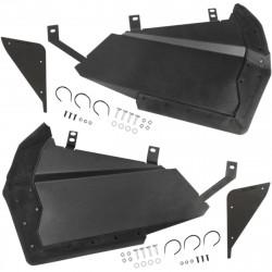 Panneaux de portes inférieurs Kimplex pour Polaris RZR 900/EPS/TRAIL/TRAIL EPS/TRAIL EPS LE 15-18